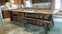 custom barnwood kitchen island back side.jpg