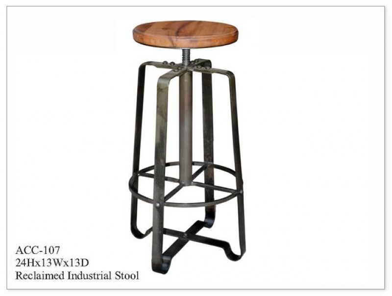 ACC-107 Industrial Adjustable Stool