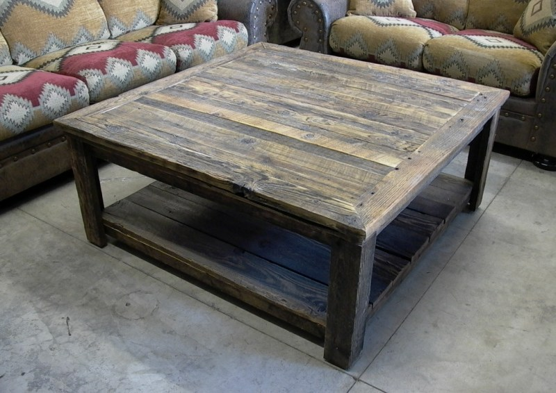 barnwood-coffee-table-on-casters