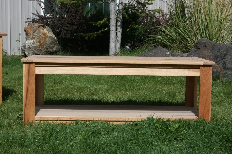 hickory-coffee-table