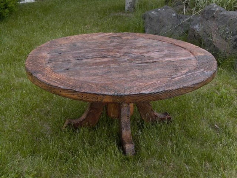 old-west-round-coffee-table