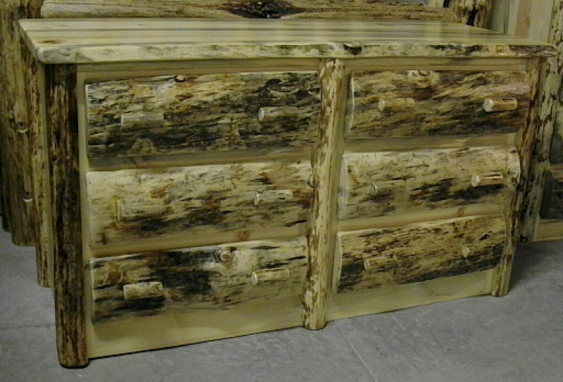rustic-wolf-lodge-6-drawer-dresser