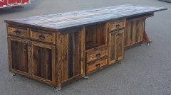 custom barnwood kitchen island.jpg
