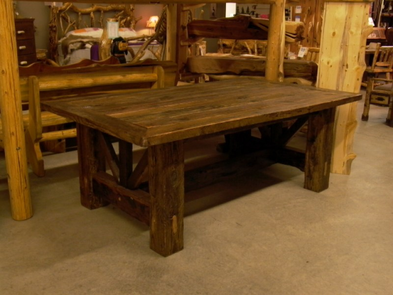 old-west-dining-table
