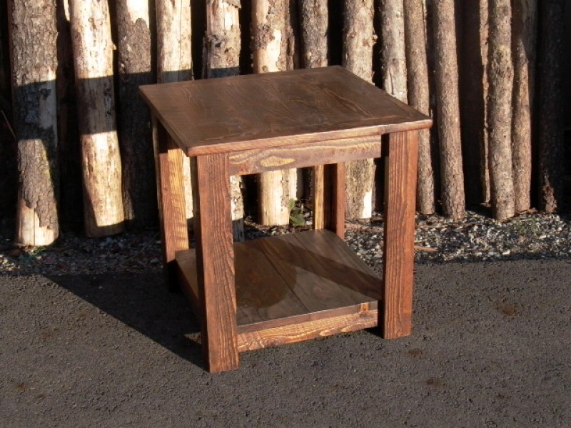 red-fir-end-table