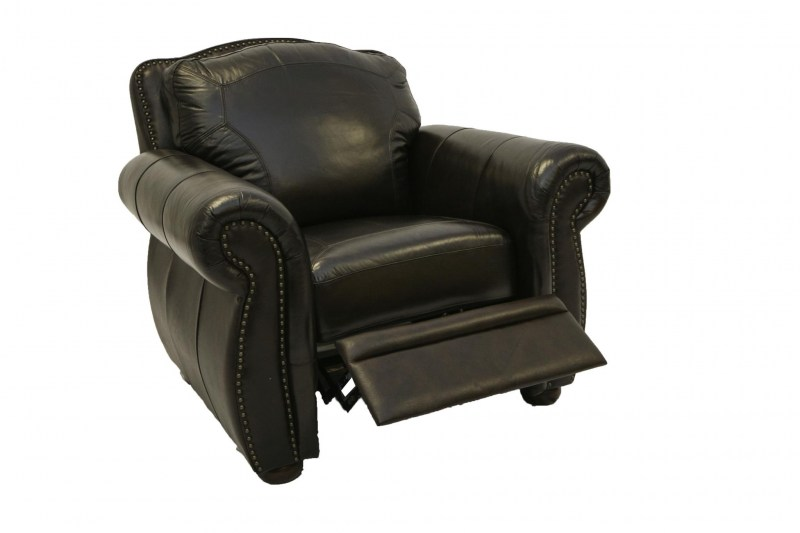 terraso leather recliner