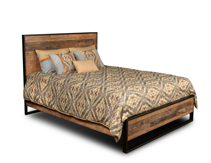 timberland bed frame