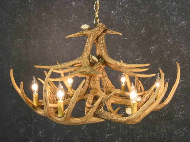 whitetail-12-antler-chandelier